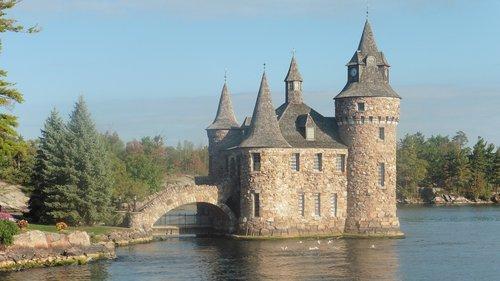 boldt  castle  thousand islands