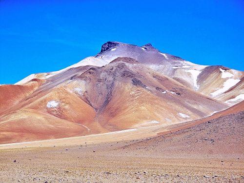 Bolivija,dykuma,dali