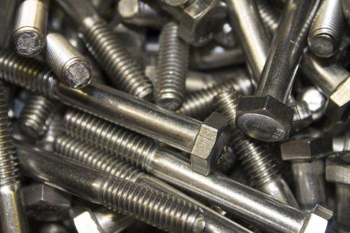 bolt metal hardware