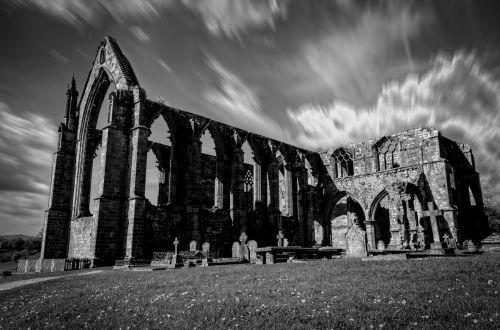 Bolton Abbey In North Yorkshire, En