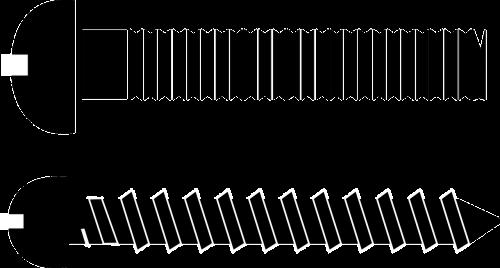 bolts fasteners screws