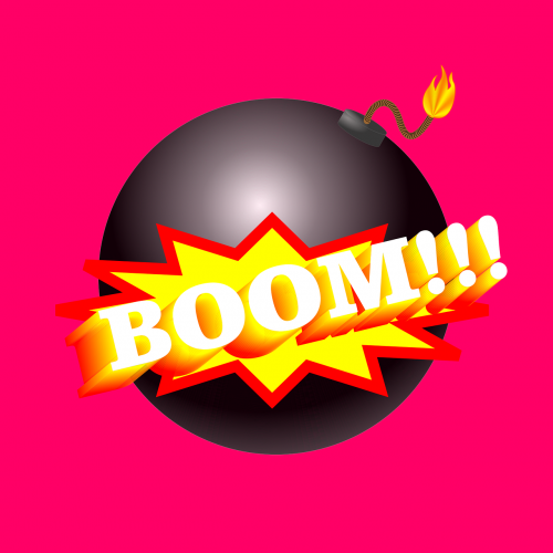 bomb explosion detonation