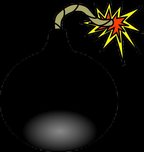 bomb explosive firecracker