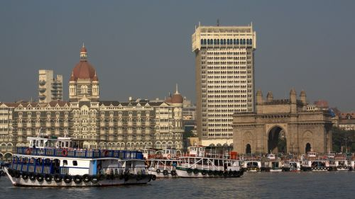 bombay mumbai gateway of india