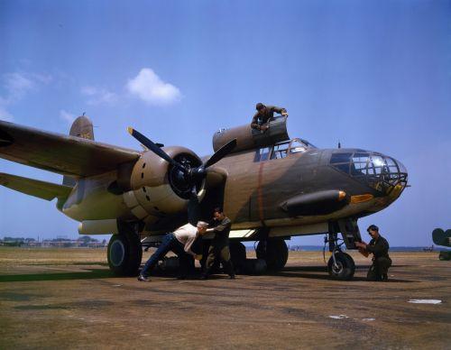 bomber battle bomber aircraft