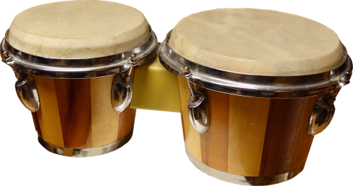 bongos percussion rhythm