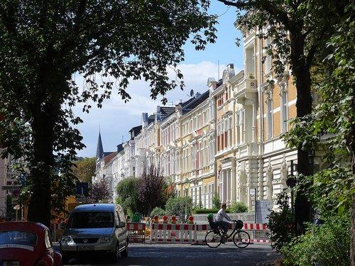 bonn  südstadt  townhouses