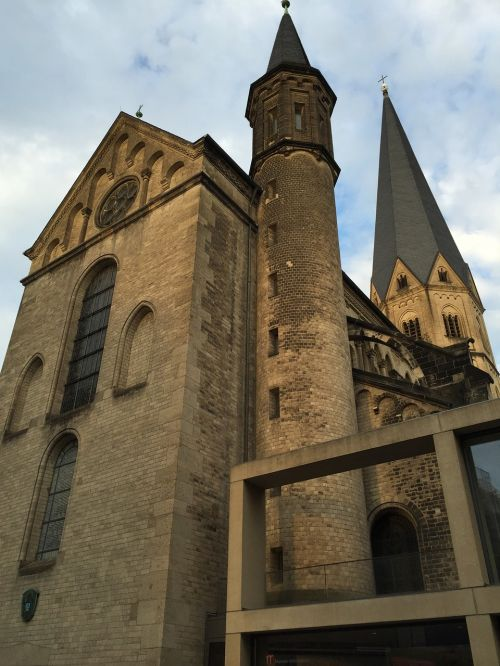 bonn church münster
