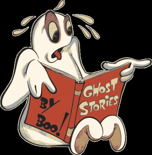 boo cartoon ghost
