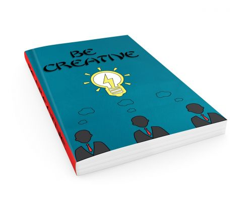 book 3d cover