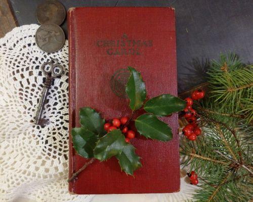 book old christmas
