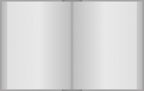 book open book an empty book