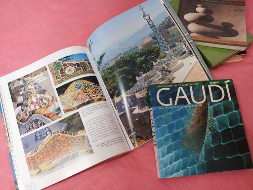 book gaudi construction