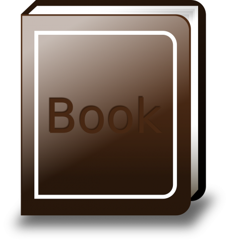 book brown read