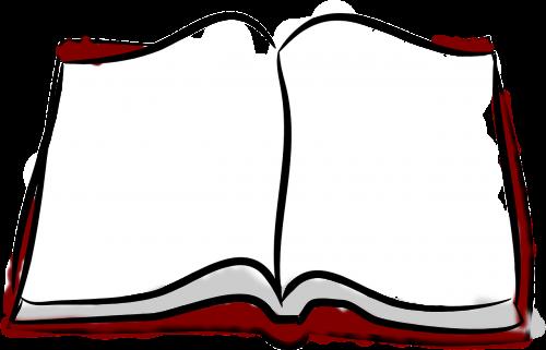 book draft open