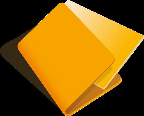 book folder file