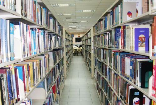 book library school