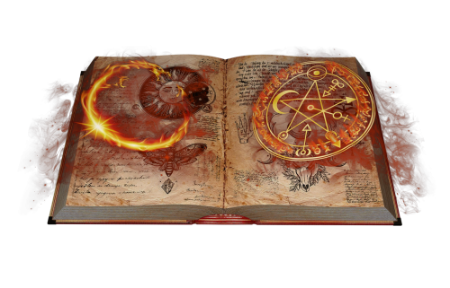 book mysticism magic