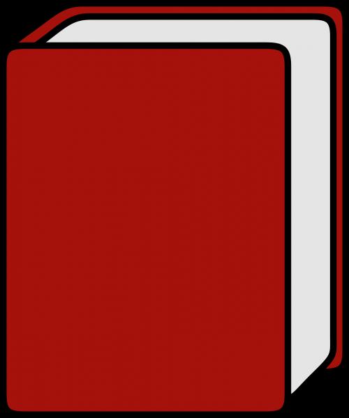book paper text