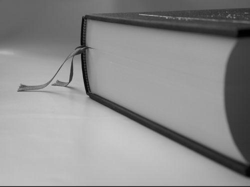book closed bookmark