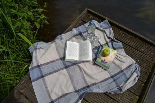 book picnic leisure