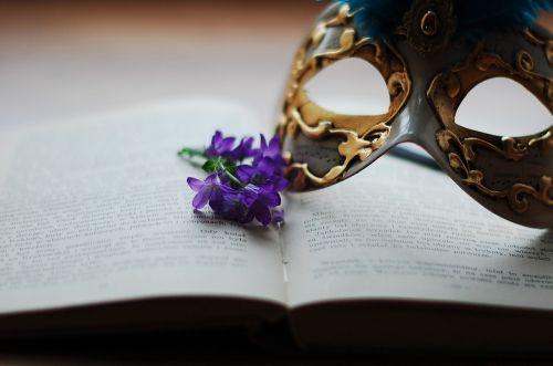 book flower flowers