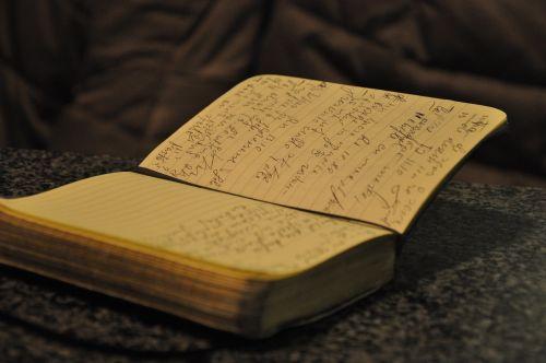 book notebook books