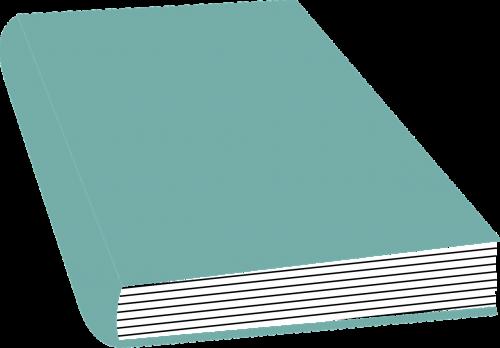book closed hardcover