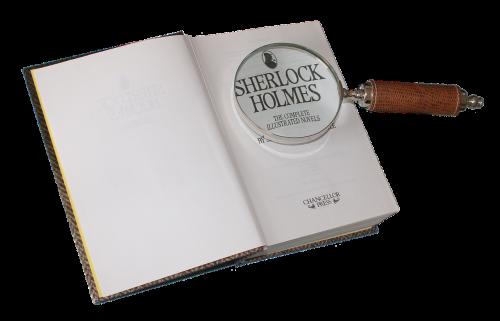 book sherlock holmes mystery