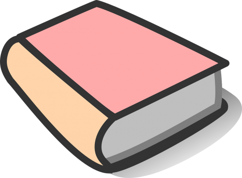 book thick isolated