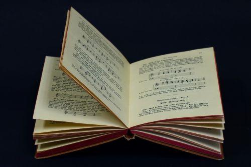 book literature page