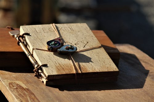 book  wood  paper