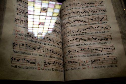book songbird music book