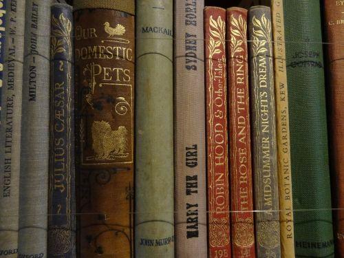 book library books