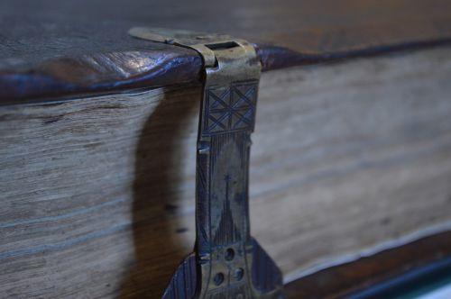 book lock old