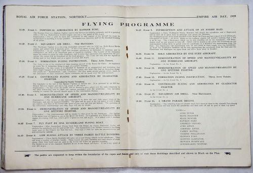 book programme timetable