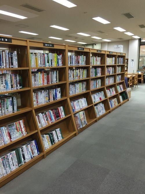 book library bookshelf