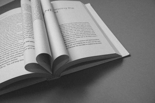 book open book mind