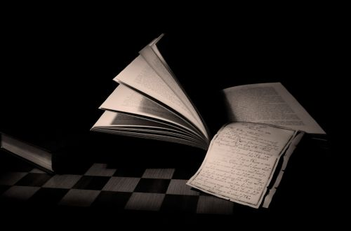 Book And Letter