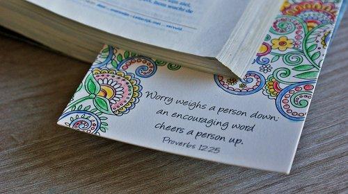 book mark  spells  wisdom