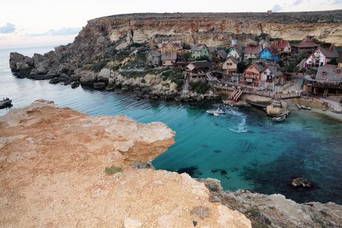 booked malta blue