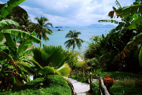 booked sea thailand