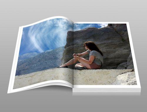 booklet book digital
