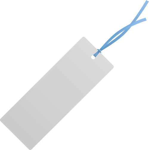 bookmark an empty bookmark white bookmarks