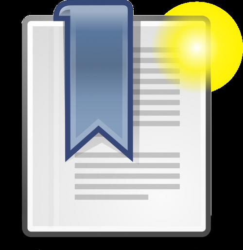 bookmark add bookmark read