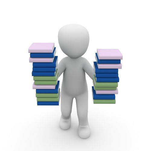books stack learn