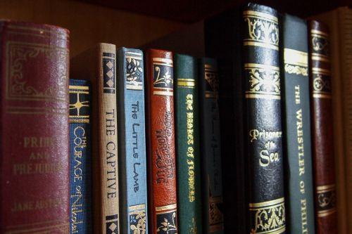books old books reading