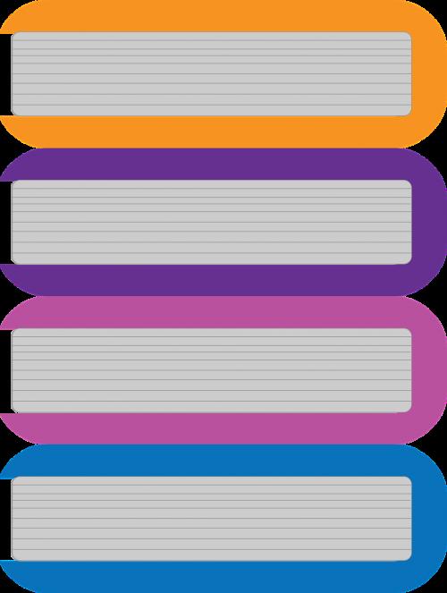 books stack of books book