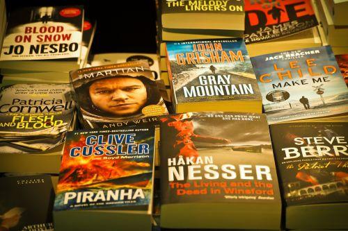 books bestsellers literature