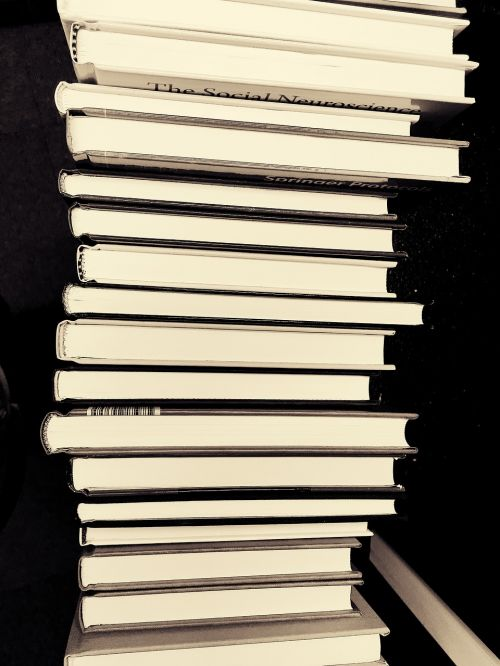 books pile of books stack